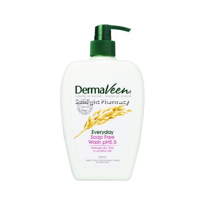 Dermaveen Soap Free Wash 500ML