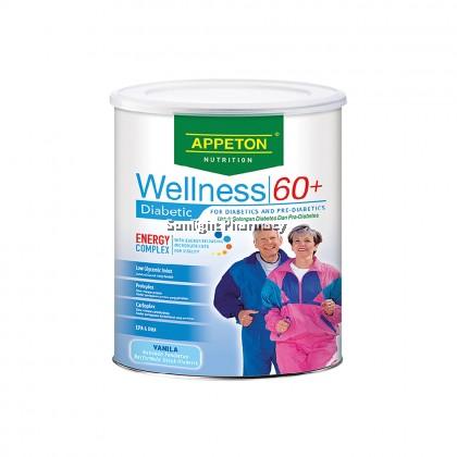 Appeton Wellness 60+ For Diabetic (Van) 900G