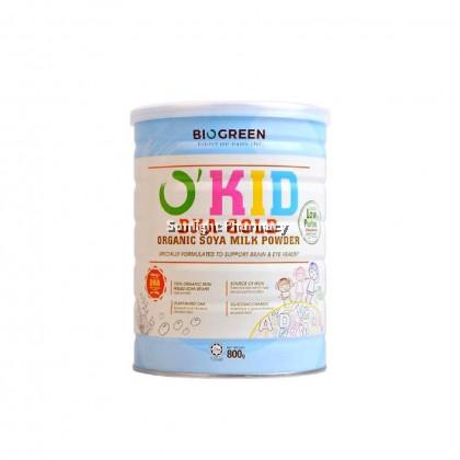 Biogreen O'Kid Dha Gold 800G