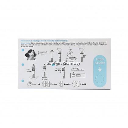 [READY STOCK] JUSCHEK Covid-19 Antigen Rapid Test (Oral Fluid) 1'S