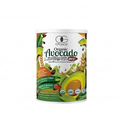 O'Great Organic Avocado Multigrain 1kg