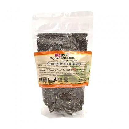 Bigtree Organic Chia Seeds (Mexico) 168+34G